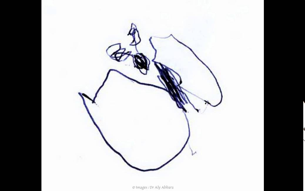dessin de 4 ans