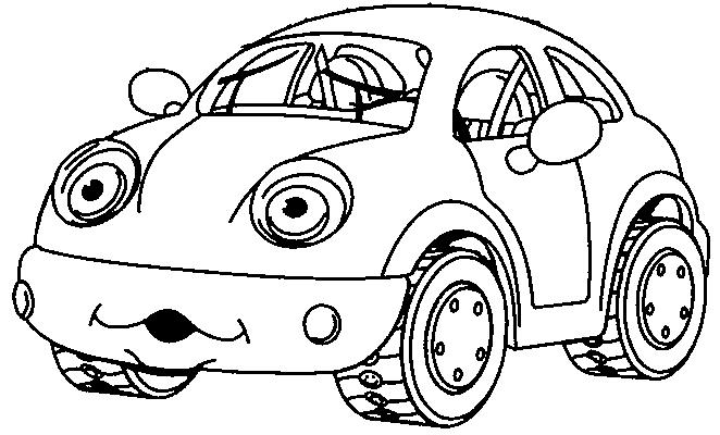 dessin de 4×4 facile