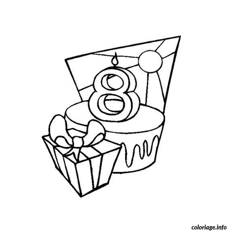 Dessin De 8 Ans A Imprimer Les Dessins Et Coloriage