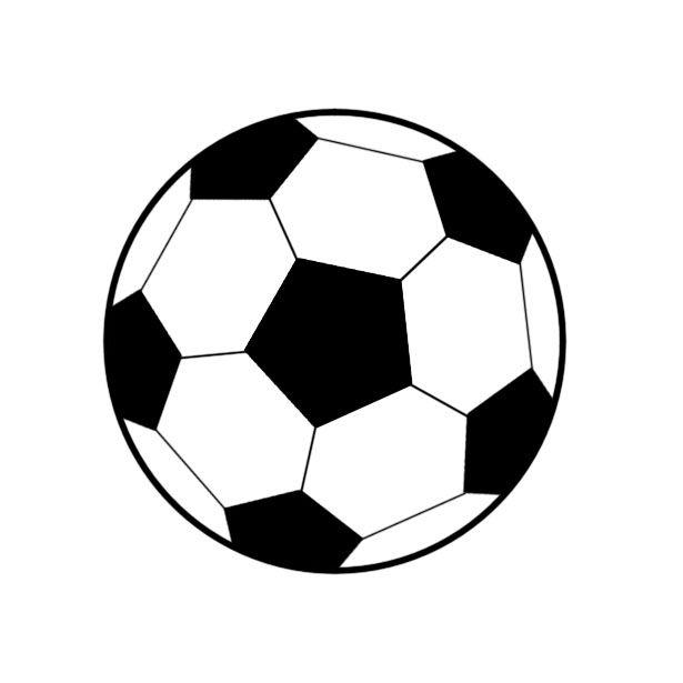 Dessin De Ballon De Foot Les Dessins Et Coloriage