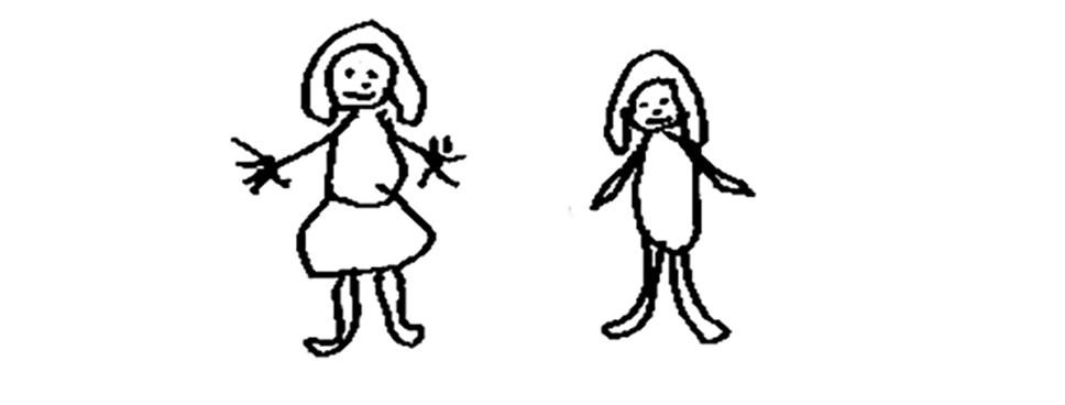 dessin de bonhomme