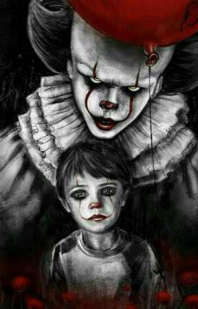 dessin de ca le clown 2017