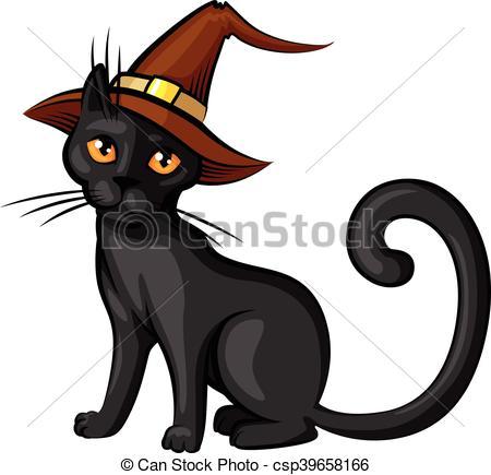 dessin de chat en couleur