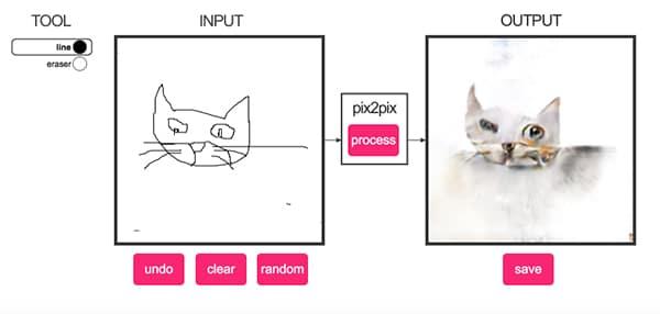 dessin de chat moche