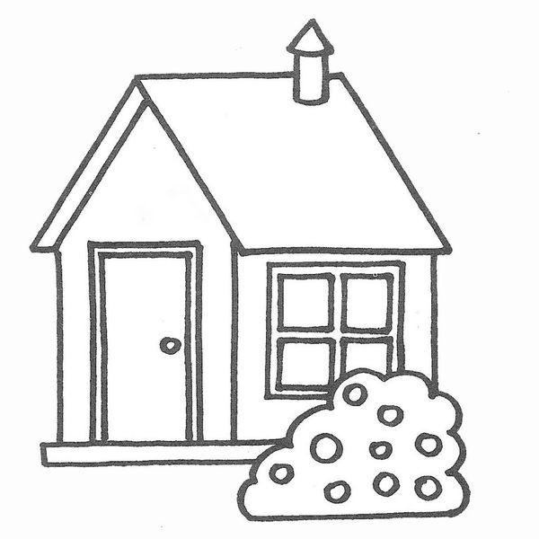 dessin de cheminee