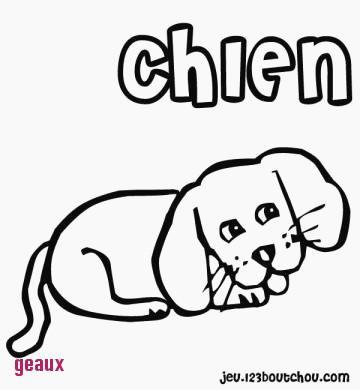 dessin de chien et chat a imprimer gratuit