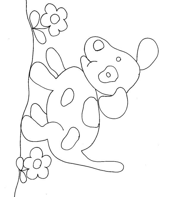 dessin de chien facile a reproduire par etape