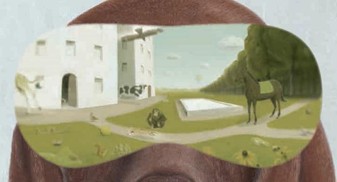 dessin de chien pixel