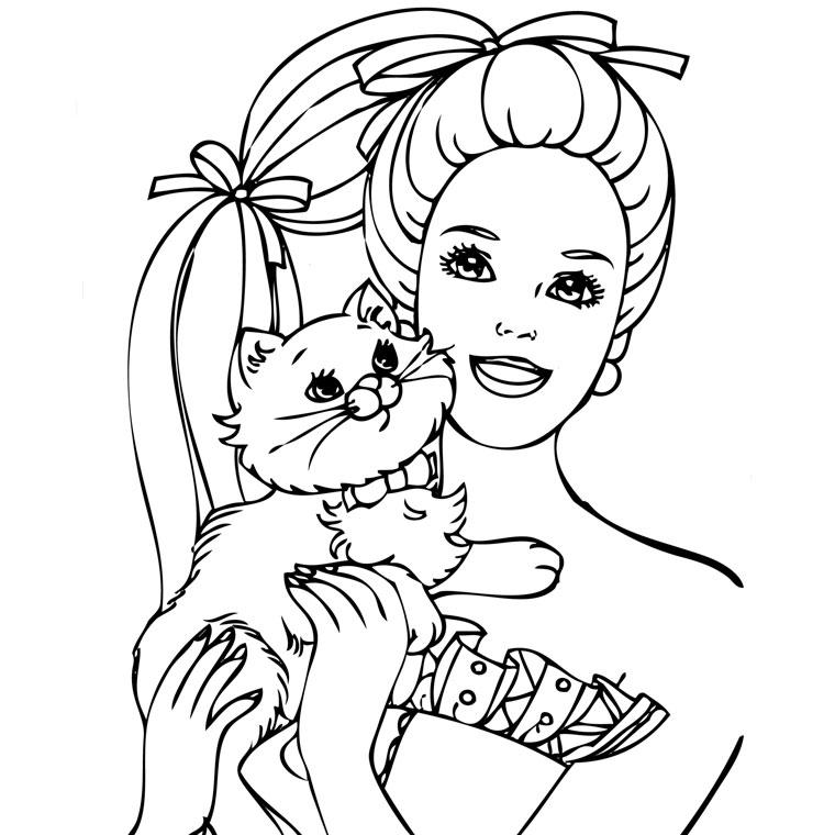 dessin de chien princesse