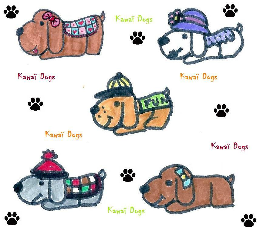 dessin de chien tutoriel