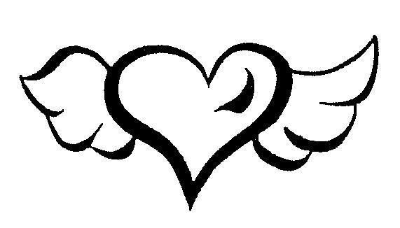 Dessin Facile A Faire Coeur
