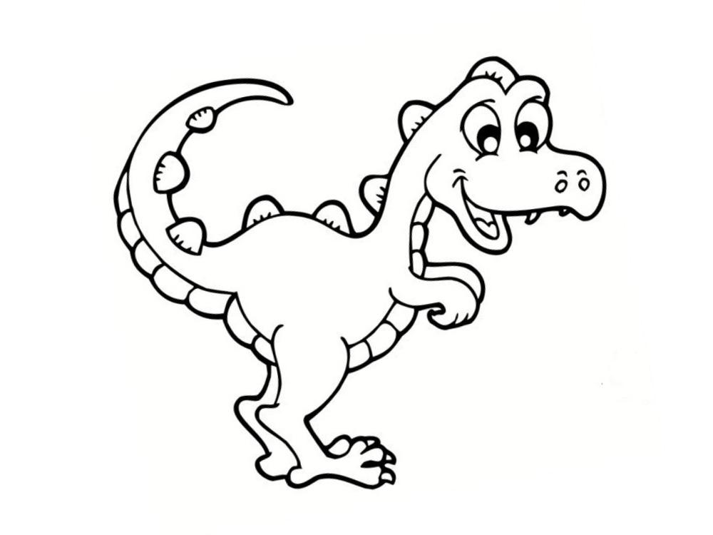 Coloriage Dinosaure Sur Ordinateur.Dessin De Dinosaure A Imprimer Les Dessins Et Coloriage