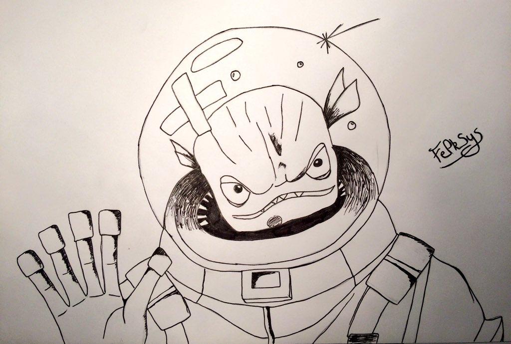 dessin de fortnite les dessins et coloriage - dessiner un personnage de fortnite