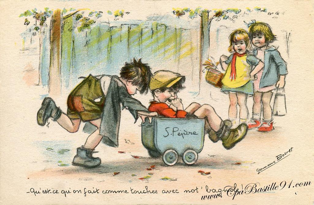 dessin de g.bouret