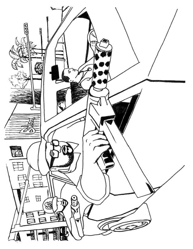 dessin de gta 6