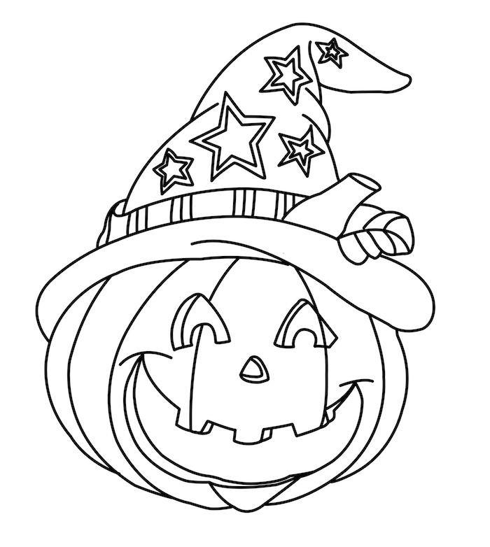dessin de halloween