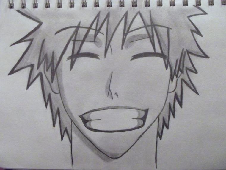 dessin de ichigo