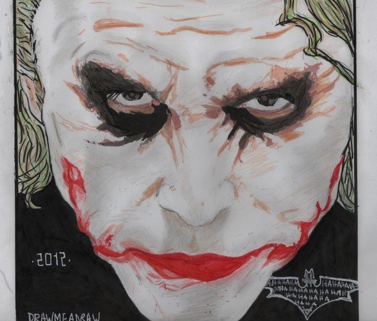 dessin de joker