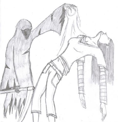 dessin de l'ame