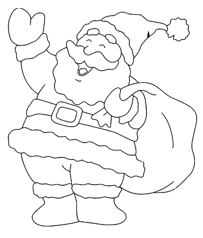 Dessin De Noel Simple Les Dessins Et Coloriage