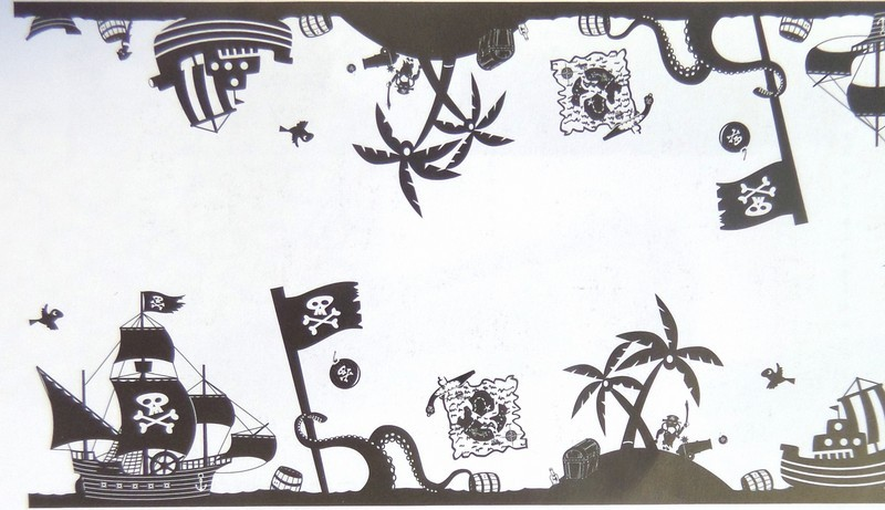 dessin de pirate