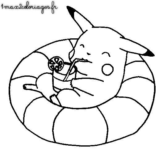 Dessin De Pokemon Les Dessins Et Coloriage