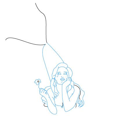 dessin de ulysse facile