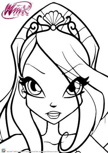 Dessin de winx facile les dessins et coloriage - Dessin anime des winx club ...
