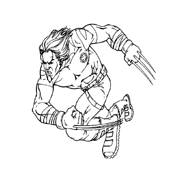 dessin de x
