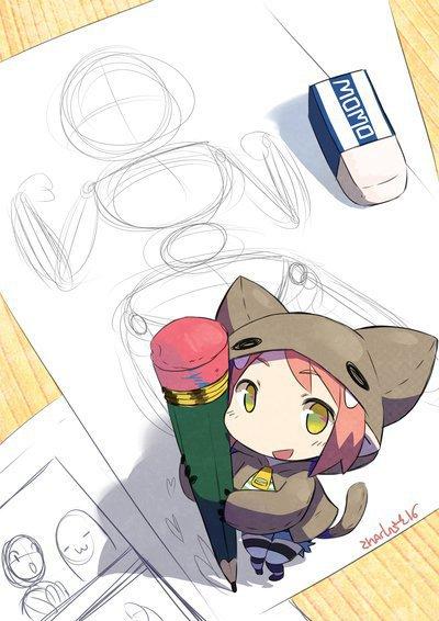 dessin manga 2017
