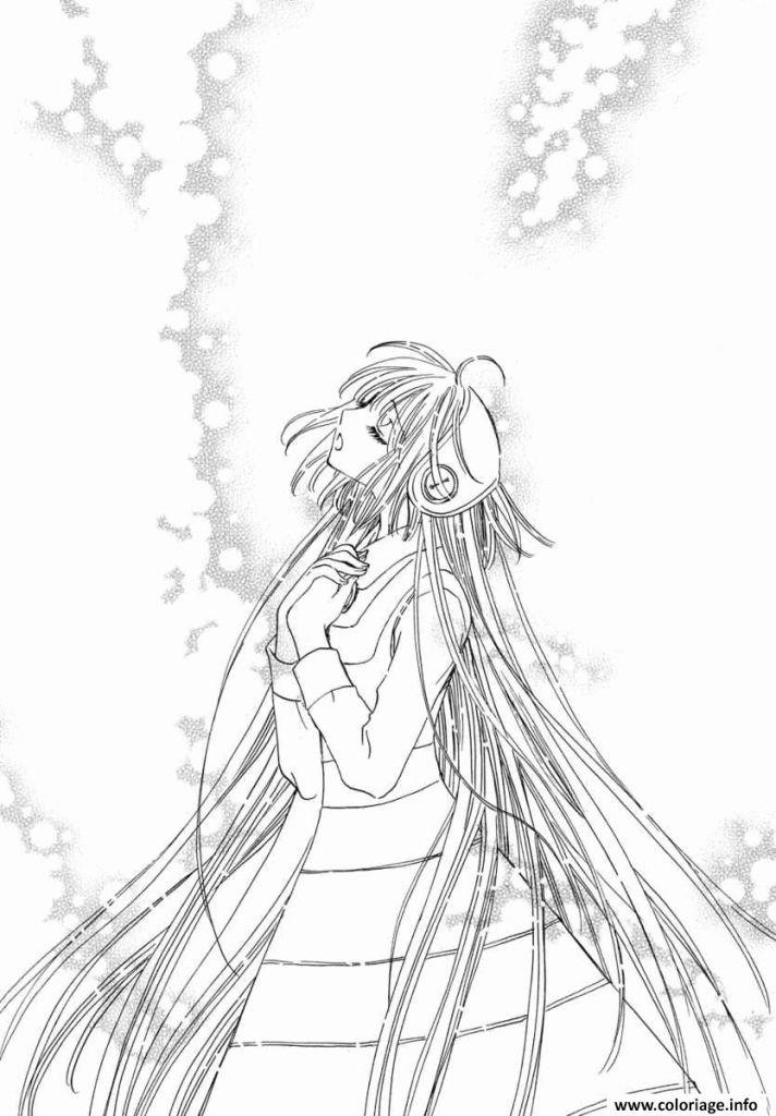 Dessin Manga A Imprimer Les Dessins Et Coloriage