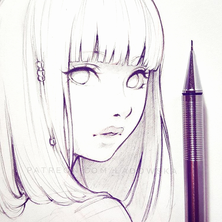 Dessin Manga Beau Les Dessins Et Coloriage