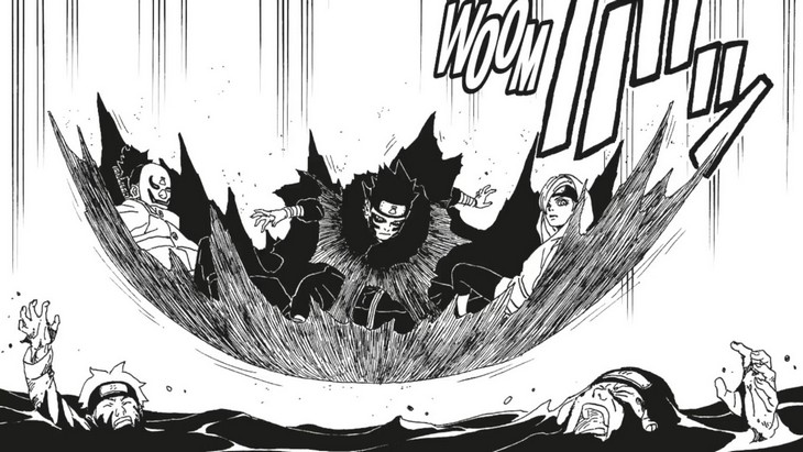 dessin manga boruto