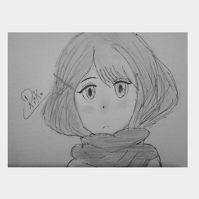 dessin manga debutant