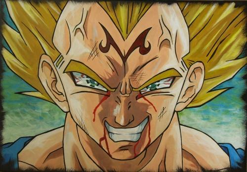 Dessin Manga Dragon Ball Z Les Dessins Et Coloriage