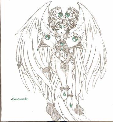 Dessin Manga Elfe Les Dessins Et Coloriage