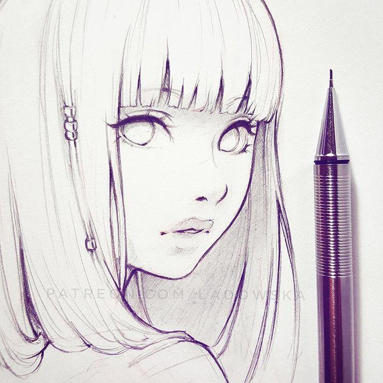 Dessin Manga Facile Fille Les Dessins Et Coloriage