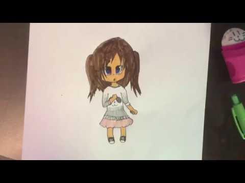 Dessin Manga Facile Kawaii Les Dessins Et Coloriage