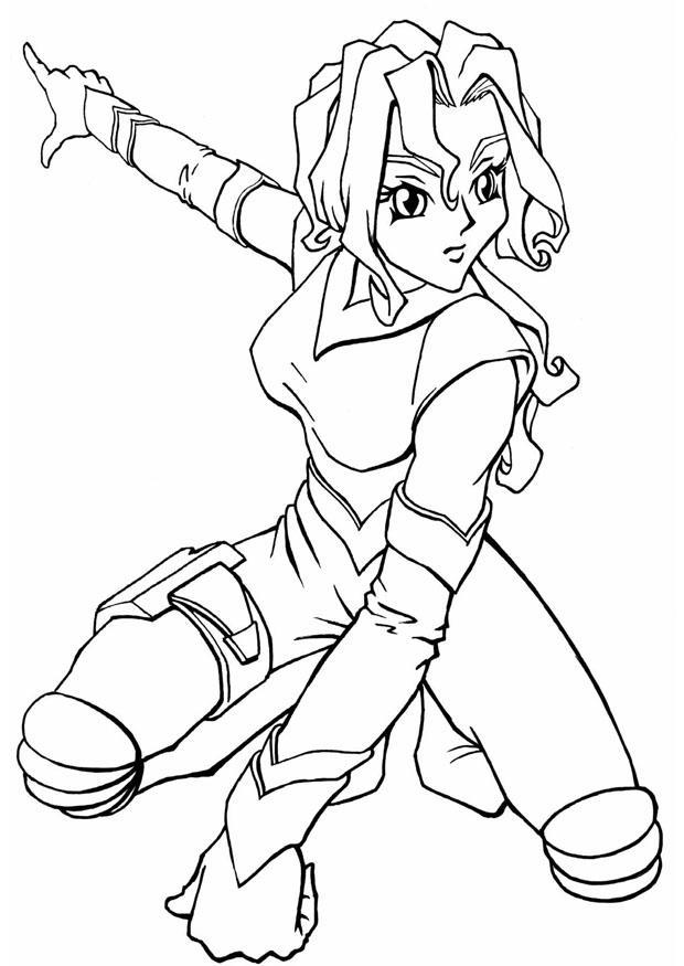dessin manga garcon a imprimer - Les dessins et coloriage