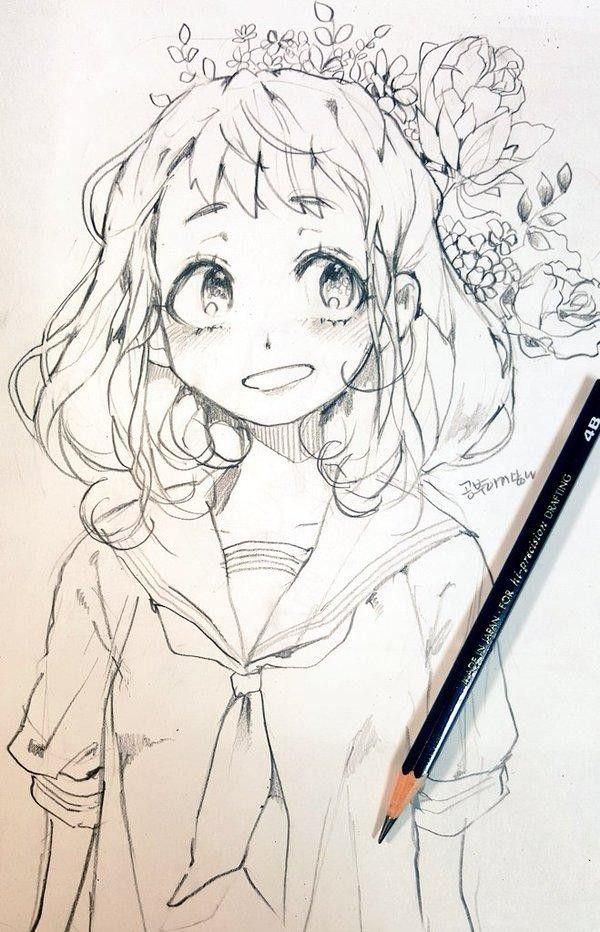 dessin manga inspiration - Les dessins et coloriage