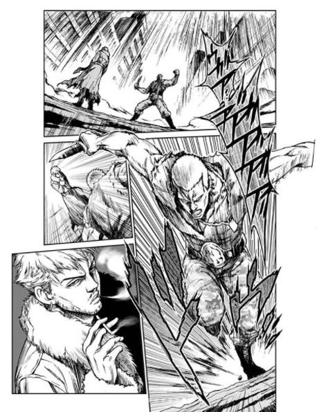 dessin manga maitre gims