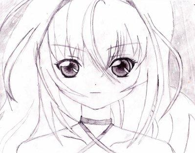 Dessin Manga Modele Les Dessins Et Coloriage