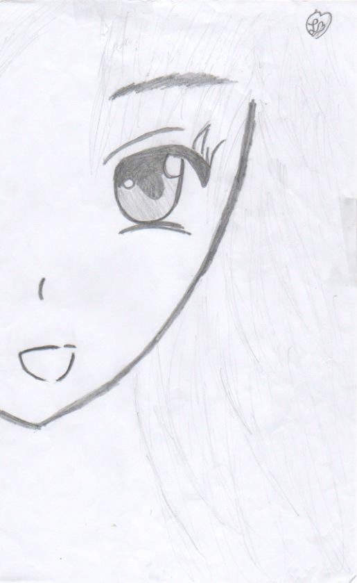 Dessin Manga Noir Et Blanc Facile Les Dessins Et Coloriage