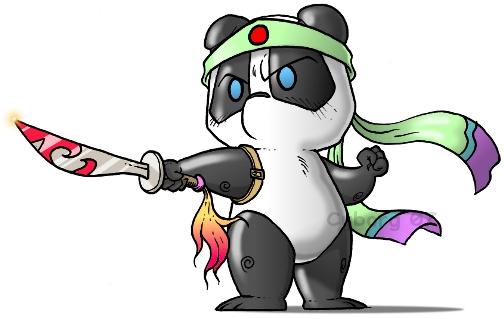 Pandamanga