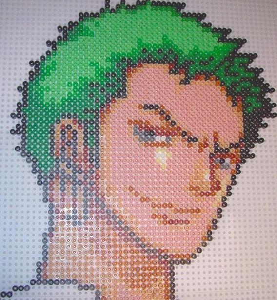Dessin Manga Pixel Les Dessins Et Coloriage