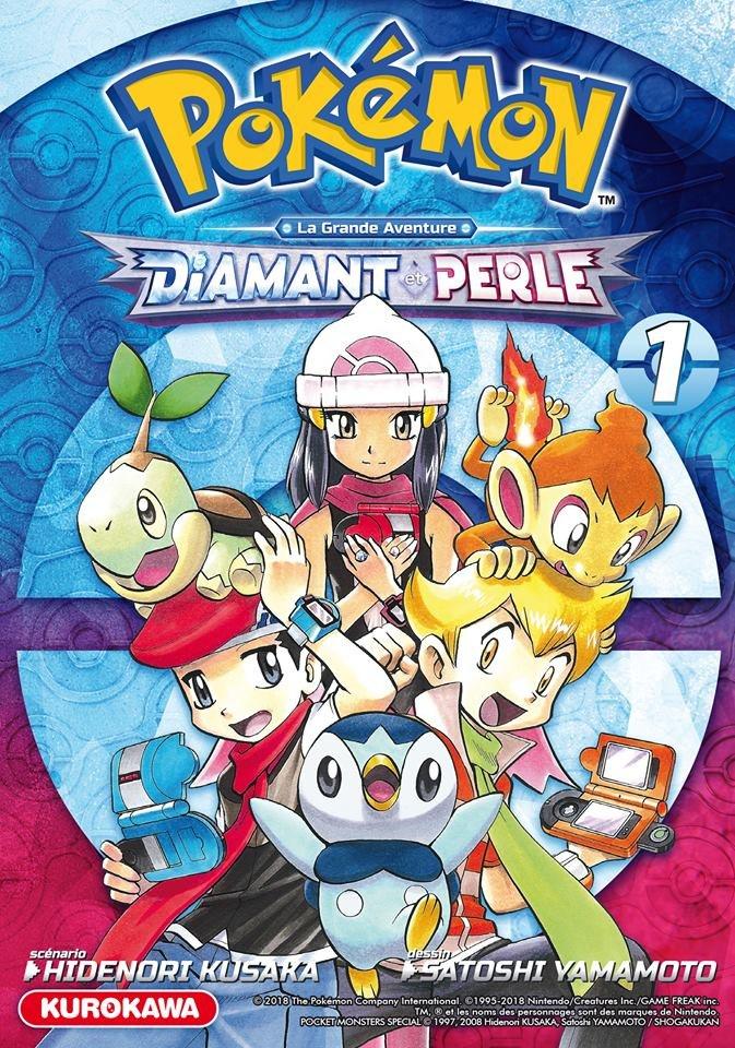 dessin manga pokemon