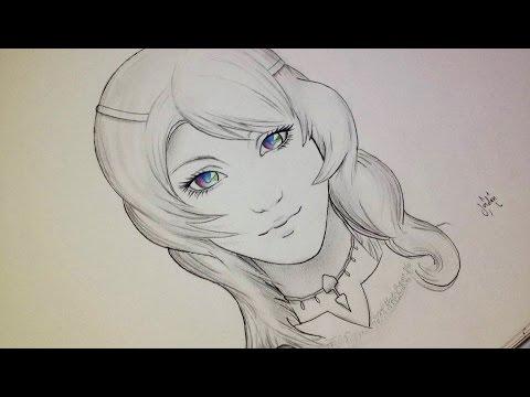 dessin manga realiste