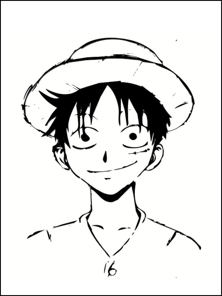 dessin manga tres facile