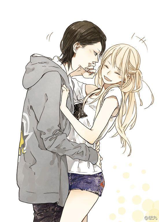 dessin manga yuri