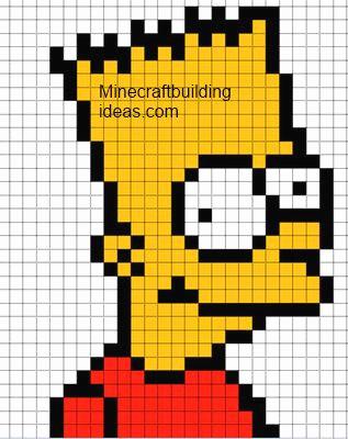Dessin Pixel A Imprimer Les Dessins Et Coloriage